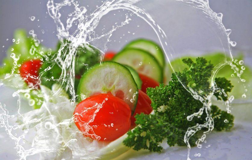 alimentation bio et consommation