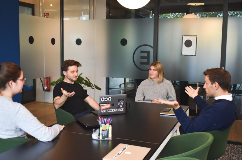 les français et les startups